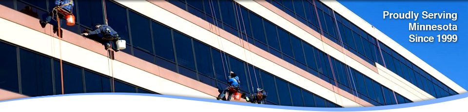 High Rise Window Cleaning Service